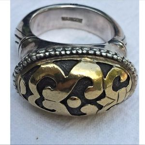 John Hardy Men's/Women's Ring! 7.5